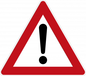 Even With Warning Signs These Traffic >> Road Traffic Regulations Strassenverkehrs Ordnung Stvo With